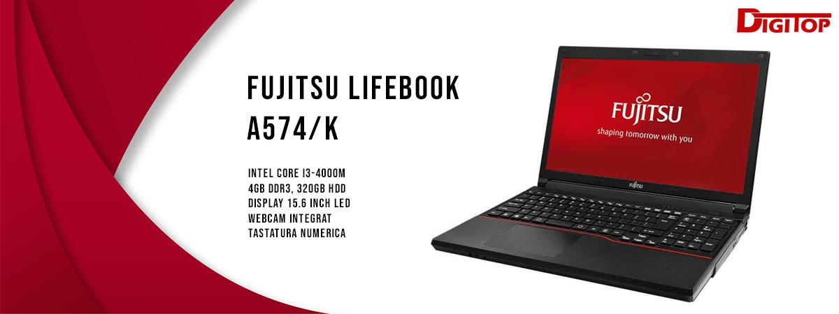 Fujitsu LIFEBOOK A574/K