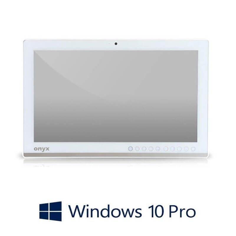 All-in-One Fanless Zeus Multi-Touch 22″, Intel i7-3555LE, SSD, Full HD, Win 10 Pro