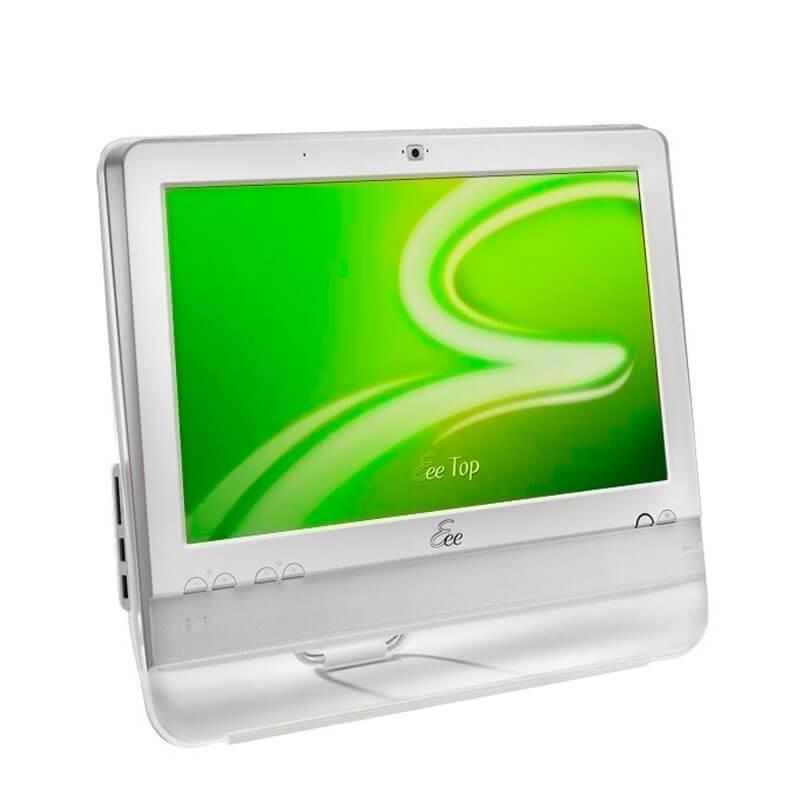 All-in-One Touchscreen second hand ASUS Eee Top ET1602, Intel Atom N270, 15.6 inci, Webcam