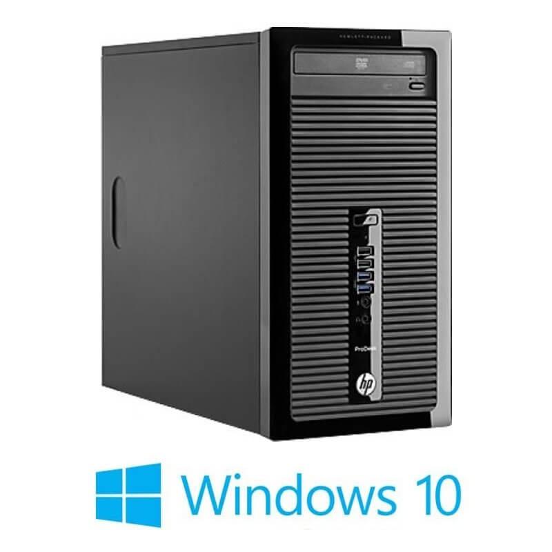 Calculatoare HP ProDesk 400 G1 MT, Core i5-4570, Win 10 Home