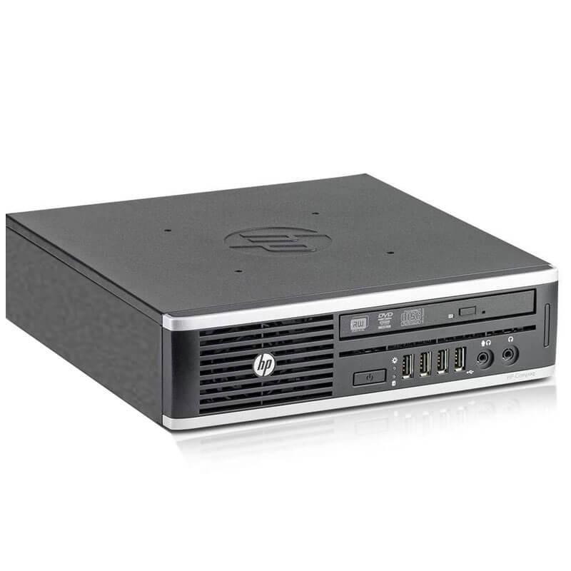 Calculatoare SH HP Compaq 8200 Elite USFF, Core i5-2400S