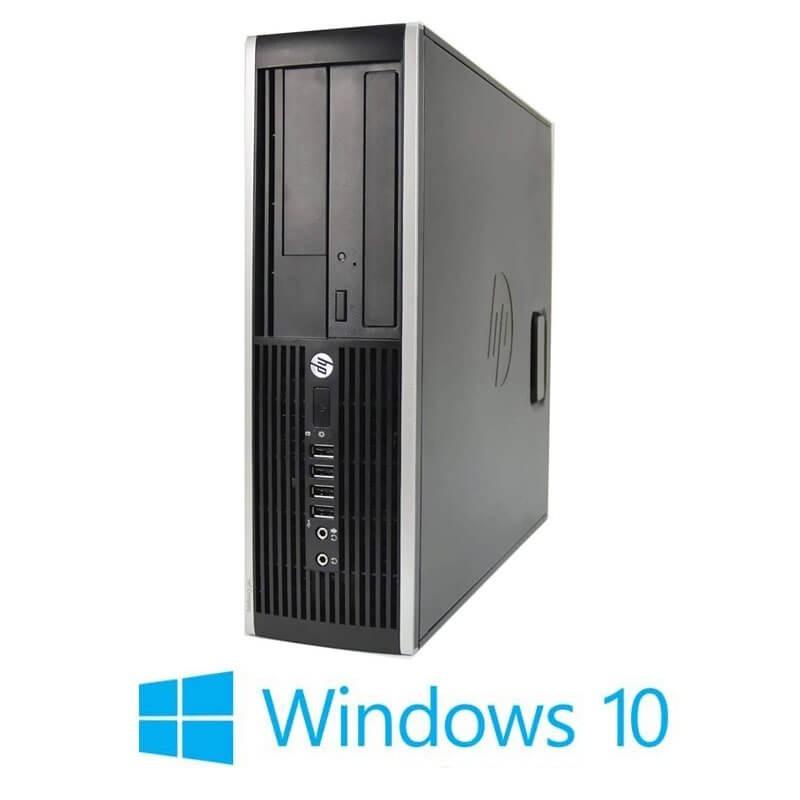 Calculator PCHP Compaq Elite 8300 SFF, Quad Core i7-3770, Windows 10 Home