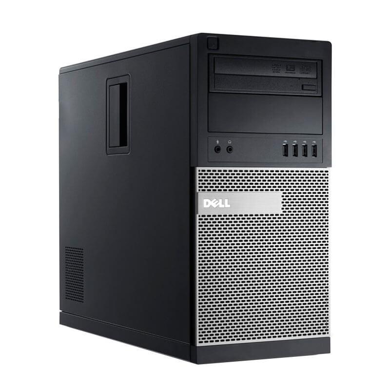 Calculator PCsecond hand Dell OptiPlex 790 MT, Intel Quad Core i5-2400, 120GB SSD NOU