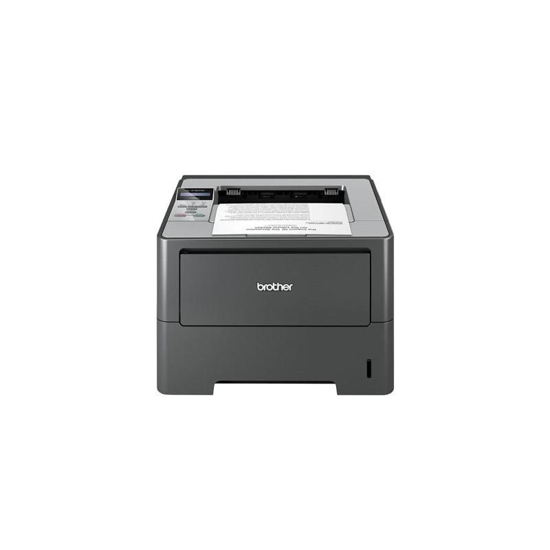 Imprimante SH laser monocrom Brother HL-6180DW, Cuptor reconditionat