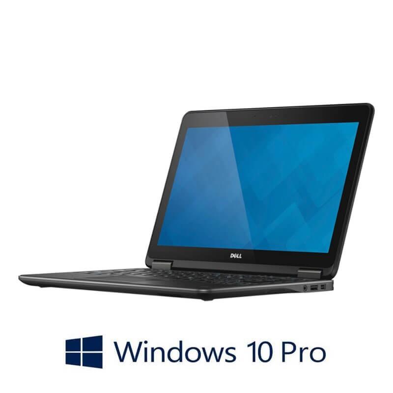 Laptopuri Dell Latitude E7240, i5-4300U, Win 10 Pro