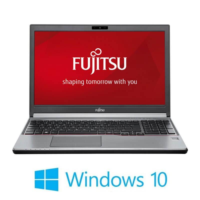 Laptopuri Fujitsu LIFEBOOK E736, i5-6200U, Win 10 Home