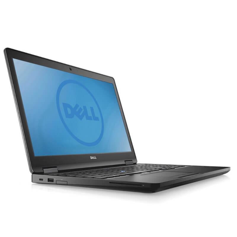 Laptopuri second hand Dell Latitude 5580, i5-7300U, 256GB SSD, 15.6