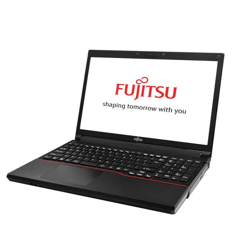 Laptopuri second hand Fujitsu LIFEBOOK A744/K, Intel Core i3-4000M, 15.6 inci, Webcam, Grad B