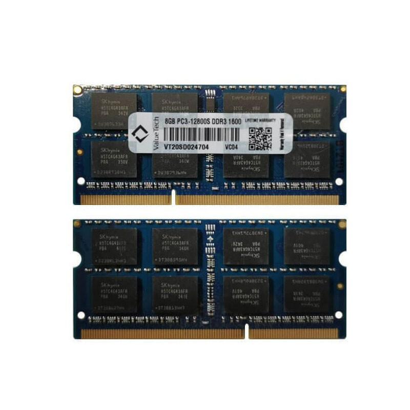 Memorie Laptopuri NOI ValueTech 8GB DDR3-1600 PC3-12800