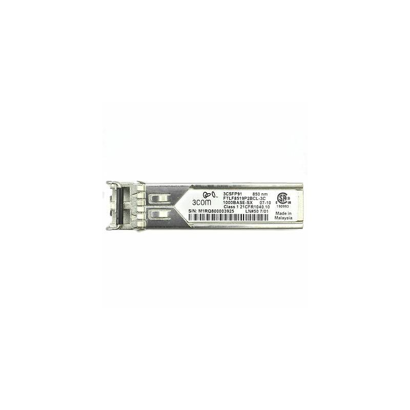 Mini GBIC Transceiver 3COM FTLF8519P2BNL-3C 1000Base-SX SFP