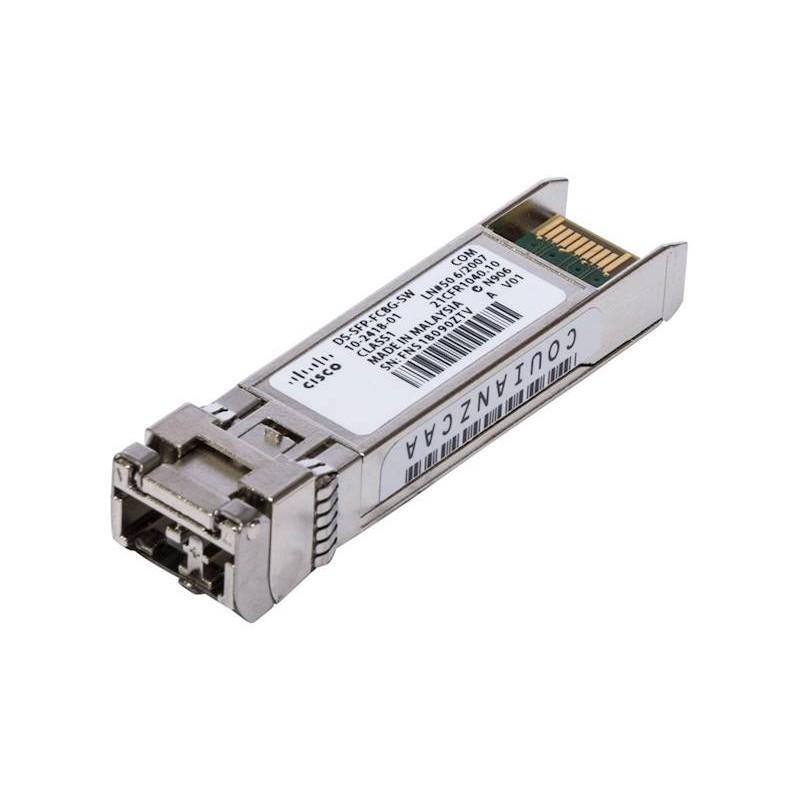 Mini GBIC Transceiver CISCO DS-SFP-FC8G-SW SFP+, 10-2418-02