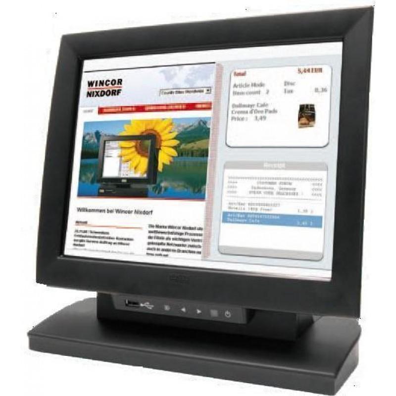 Monitoare Touchscreen SH Wincor Nixdorf BA83, 15 inci