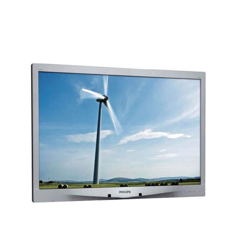 Monitor LED Philips 240S4L, 24 inci WideScreen, Full HD