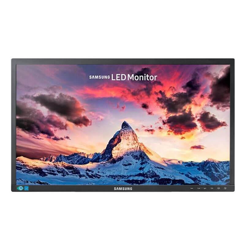 Monitor LED Samsung SyncMaster S24C450B, 24 inci Full HD