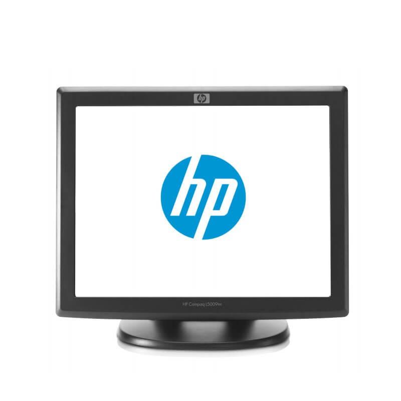 Monitor Touchscreen 15 inci HP Compaq L5009tm, USB