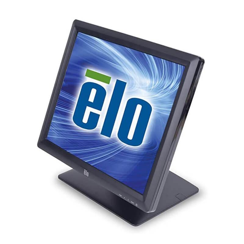 Monitor Touchscreen 17 inci ELO 1717L, USB, Serial, E077464