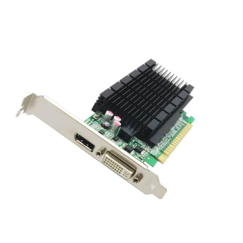 Placa video NVIDIA GeForce 605 DP 1GB GDDR3 64-bit