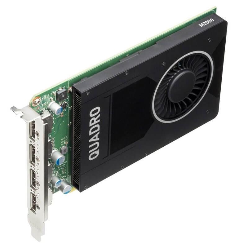 Placa video NVIDIA Quadro M2000 4GB GDDR5 128-bit