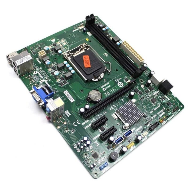 Placi de baza MS-7848 VER.1.0 Socket 1150 + Cooler