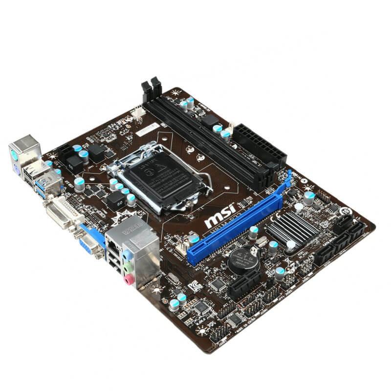 Placi de baza MSI H81M-P33, Socket 1150