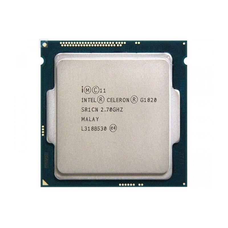 Procesoare Intel Celeron Dual Core G1820