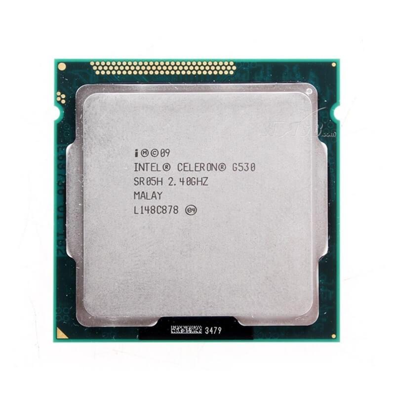 Procesoare Intel Celeron G530, 2.40GHz, 2Mb Cache