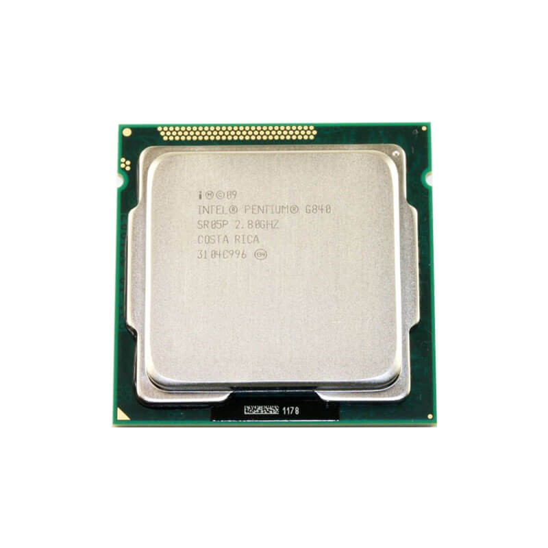 Procesoare Intel Pentium Dual Core G840, 2.80GHz, 3Mb Cache
