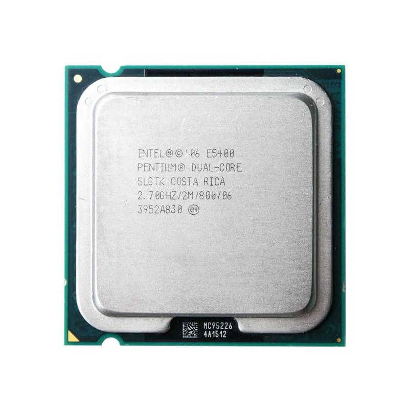Procesoare Intel Pentium E5400, 2.70GHz, 2Mb Cache