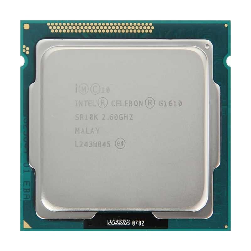 Procesoare SH Intel Celeron Dual Core G1610