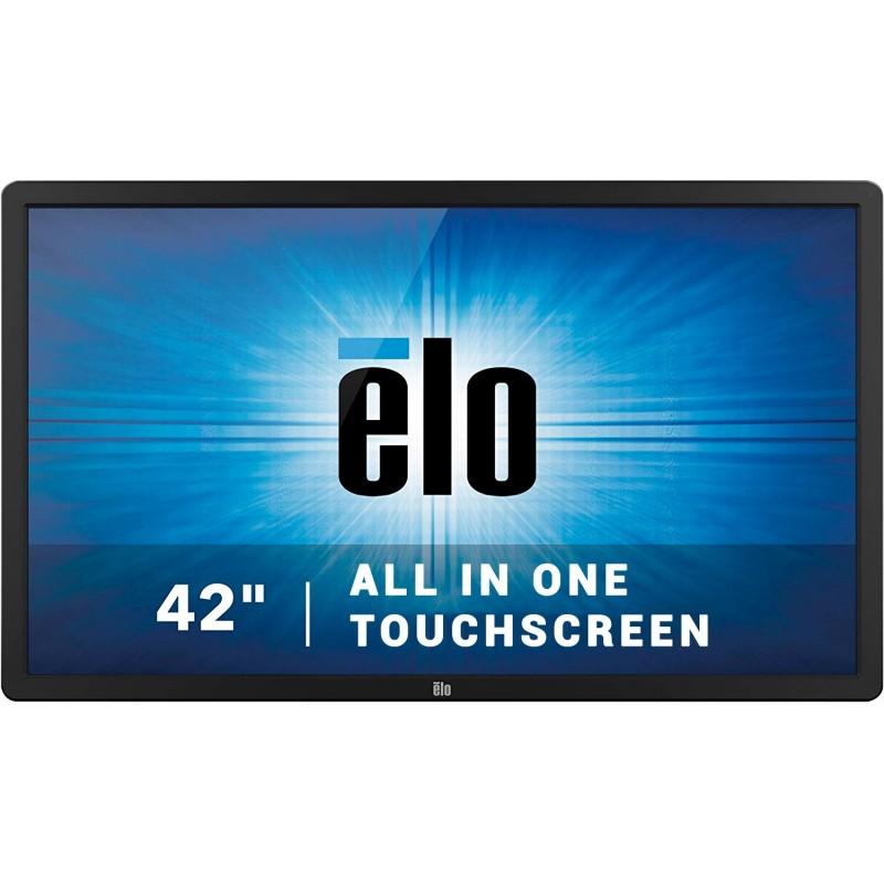 Sisteme All in One second hand Elo Touch ET4200L, Core 2 Duo E8400, Grad B